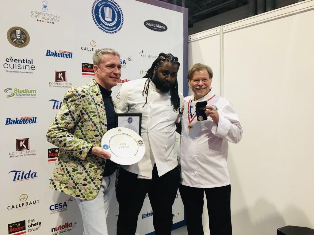 Duban - Foodservice Show 2019 - Salon Culinaire