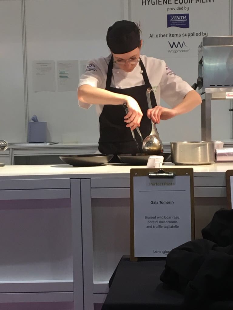 Gaia - Hotelympia 2018 - Lexington