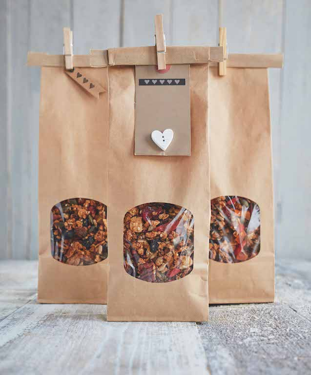 Powerhouse Granola Recipe - Delicious Gifts