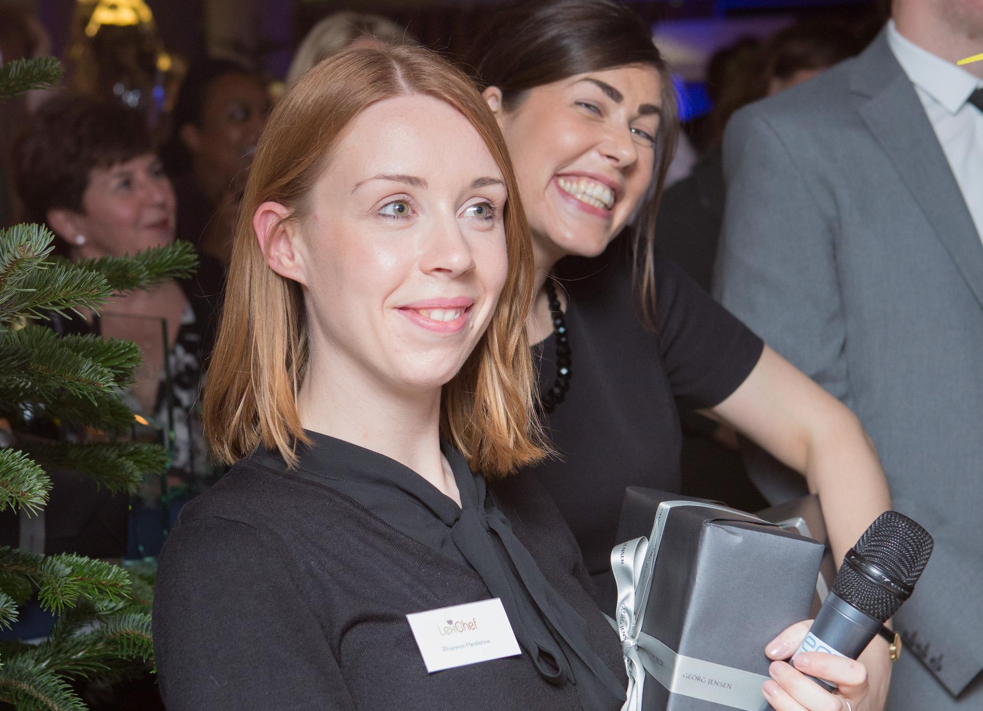 Rhiannon Heseltine - Acorn Award
