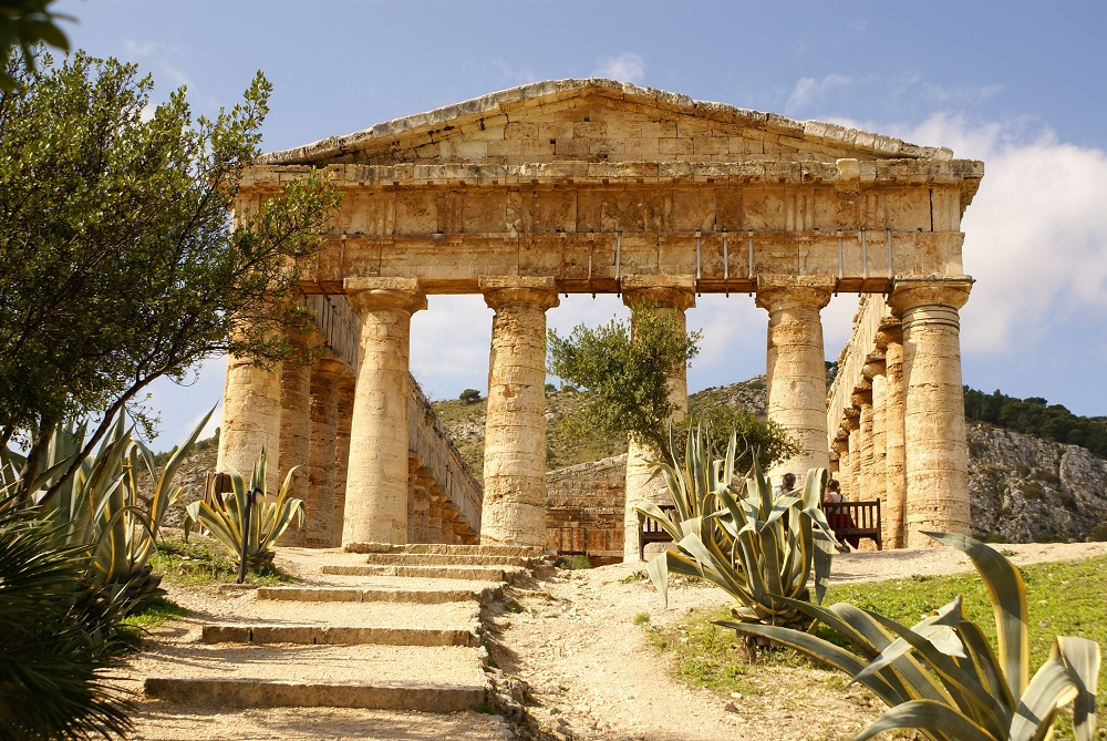 Sagesta, Sicily