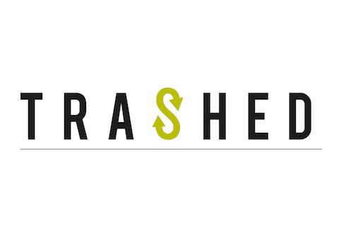 Trashed Logo