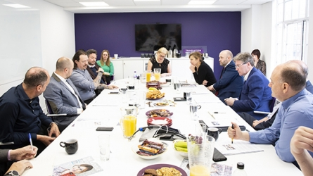 The Caterer - roundtable discussion